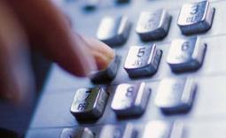 klawiatura telefoniczna - Kliknięcie w obrazek spowoduje wyświetlenie jego powiększenia