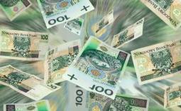 Banknoty stuzłotowe - Kliknięcie w obrazek spowoduje wyświetlenie jego powiększenia