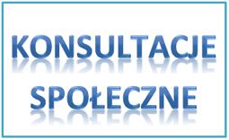 konsultacje społeczne - Kliknięcie w obrazek spowoduje wyświetlenie jego powiększenia