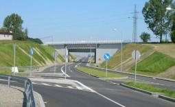 fragment drogi głównej południowej - Kliknięcie w obrazek spowoduje wyświetlenie jego powiększenia